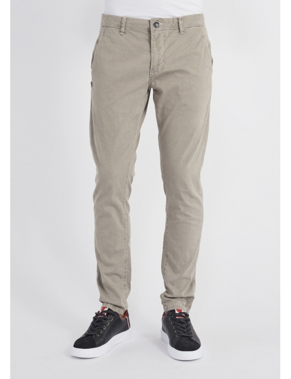 Chino Homme coupe slim