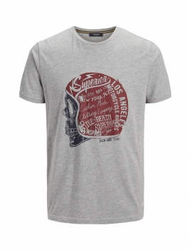 Tee shirt impression moto