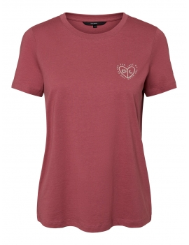 Tee-shirt à inscription