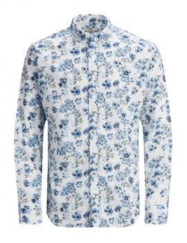 Chemise avec imprimé floral