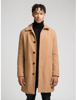 Manteau en laine