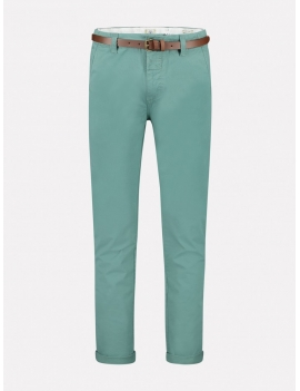Chino en coton stretch