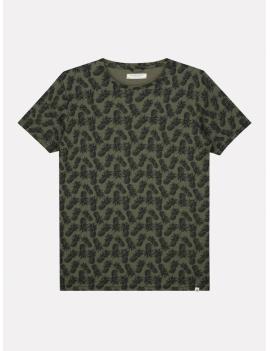 Tee-shirt imprimé ananas