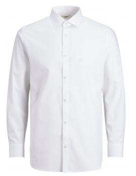 Chemise blanche sergée