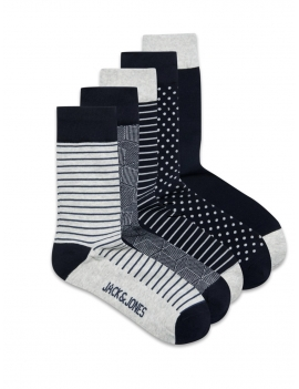 Pack 5 chaussettes